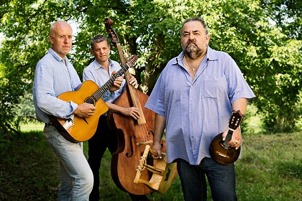 Klaus Wuckelt Trio