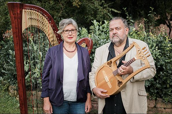 Eva Maria Bredl and Klaus Wuckelt